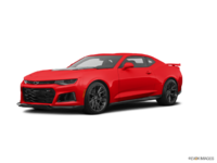 2018 Chevrolet Camaro coupe ZL1 | Photo 3 | Red Hot