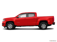 2018 Chevrolet Colorado WT | Photo 1 | Red Hot