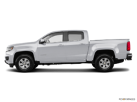 2018 Chevrolet Colorado WT | Photo 1 | Silver Ice Metallic
