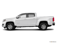 2018 Chevrolet Colorado WT | Photo 1 | Summit White