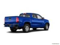 2018 Chevrolet Colorado WT | Photo 2 | Kinetic Blue Metallic