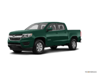 2018 Chevrolet Colorado WT | Photo 3 | Deepwood Green Metallic
