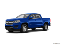 2018 Chevrolet Colorado WT | Photo 3 | Kinetic Blue Metallic