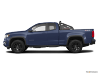 2018 Chevrolet Colorado Z71 | Photo 1 | Centennial Blue Metallic