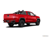 2018 Chevrolet Colorado Z71 | Photo 2 | Red Hot