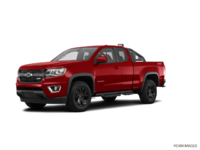 2018 Chevrolet Colorado Z71 | Photo 3 | Cajun red tintcoat