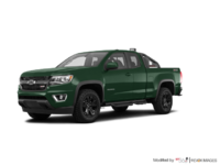 2018 Chevrolet Colorado Z71 | Photo 3 | Deepwood Green Metallic
