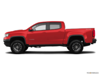 2018 Chevrolet Colorado ZR2 | Photo 1 | Red Hot