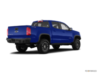2018 Chevrolet Colorado ZR2 | Photo 2 | Kinetic Blue Metallic