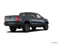 2018 Chevrolet Colorado ZR2 | Photo 2 | Graphite Metallic