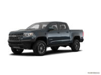 2018 Chevrolet Colorado ZR2 | Photo 3 | Graphite Metallic