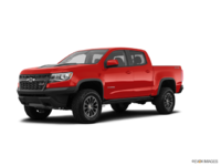 2018 Chevrolet Colorado ZR2 | Photo 3 | Cajun red tintcoat