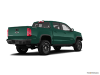 2018 Chevrolet Colorado ZR2 | Photo 2 | Deepwood Green Metallic