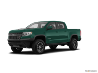 2018 Chevrolet Colorado ZR2 | Photo 3 | Deepwood Green Metallic