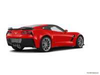 2018 Chevrolet Corvette Coupe Grand Sport 2LT | Photo 2 | Torch Red