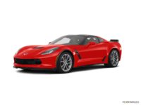 2018 Chevrolet Corvette Coupe Grand Sport 2LT | Photo 3 | Torch Red