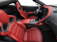 2018 Chevrolet Corvette Coupe Grand Sport 2LT | Photo 1 | Adrenaline Red Competition Sport buckets Perforated Mulan leather seating surfaces (703-AE4)