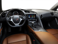 2018 Chevrolet Corvette Coupe Grand Sport 2LT | Photo 3 | Kalahari GT buckets Leather seating surfaces with sueded microfiber inserts (344-AQ9)
