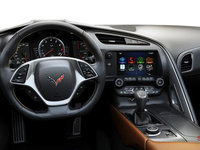 2018 Chevrolet Corvette Coupe Grand Sport 2LT | Photo 2 | Kalahari GT buckets Perforated Mulan leather seating surfaces (343-AQ9)
