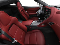 2018 Chevrolet Corvette Coupe Grand Sport 3LT | Photo 1 | Spice Red GT buckets Perforated Napa leather seating surfaces (755-AQ9)