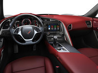 2018 Chevrolet Corvette Coupe Grand Sport 3LT | Photo 3 | Spice Red GT buckets Perforated Napa leather seating surfaces (755-AQ9)