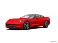 2018 Chevrolet Corvette Coupe Stingray 1LT | Photo 3 | Torch Red