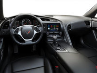2018 Chevrolet Corvette Coupe Stingray 1LT | Photo 2 | Jet Black GT buckets Perforated Mulan leather seating surfaces (191-AQ9)
