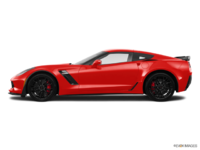 2018 Chevrolet Corvette Coupe Z06 3LZ | Photo 1 | Torch Red