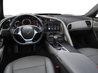 2018 Chevrolet Corvette Coupe Z06 3LZ | Photo 3 | Grey Competition Sport buckets Perforated Mulan leather seating surfaces (145-AE4)