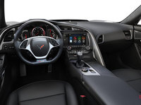 2018 Chevrolet Corvette Coupe Z06 3LZ | Photo 3 | Jet Black Competition Sport buckets Perforated Mulan leather seating surfaces (195-AE4)