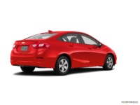 2018 Chevrolet Cruze LS | Photo 2 | Red Hot