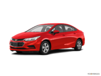 2018 Chevrolet Cruze LS | Photo 3 | Red Hot