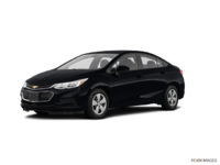 2018 Chevrolet Cruze LS | Photo 3 | Mosaic Black Metallic