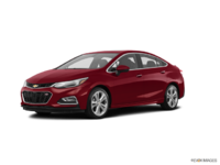 2018 Chevrolet Cruze PREMIER | Photo 3 | Cajun red tintcoat