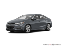 2018 Chevrolet Cruze PREMIER | Photo 3 | Satin Steel Grey Metallic