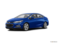 2018 Chevrolet Cruze PREMIER | Photo 3 | Kinetic Blue Metallic