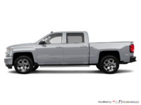 2018 Chevrolet Silverado 1500 LTZ 2LZ | Photo 1 | Silver Ice Metallic