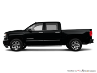 2018 Chevrolet Silverado 1500 LTZ 2LZ | Photo 1 | Black
