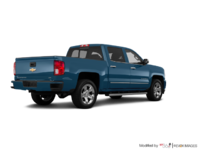 2018 Chevrolet Silverado 1500 LTZ 2LZ | Photo 2 | Deep Ocean Blue Metallic