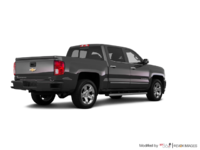 2018 Chevrolet Silverado 1500 LTZ 2LZ | Photo 2 | Graphite Metallic