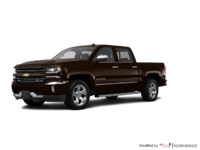 2018 Chevrolet Silverado 1500 LTZ 2LZ | Photo 3 | Havana metallic