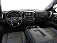 2018 Chevrolet Silverado 1500 LTZ 2LZ | Photo 3 | Dark Ash/Jet Black Leather (B3F-H2V)