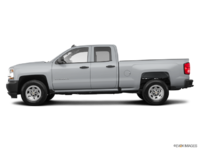 2018 Chevrolet Silverado 1500 WT | Photo 1 | Silver Ice Metallic