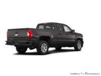 2018 Chevrolet Silverado 1500 WT | Photo 2 | Graphite Metallic