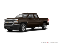 2018 Chevrolet Silverado 1500 WT | Photo 3 | Havana metallic
