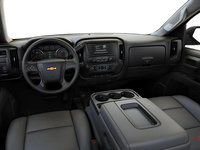 2018 Chevrolet Silverado 1500 WT | Photo 3 | Dark Ash/Jet Black Vinyl