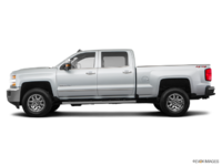 2018 Chevrolet Silverado 2500HD LTZ | Photo 1 | Silver Ice Metallic