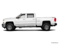2018 Chevrolet Silverado 2500HD LTZ | Photo 1 | Summit White