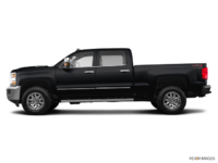 2018 Chevrolet Silverado 2500HD LTZ | Photo 1 | Black