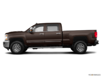 2018 Chevrolet Silverado 2500HD LTZ | Photo 1 | Havana Metallic